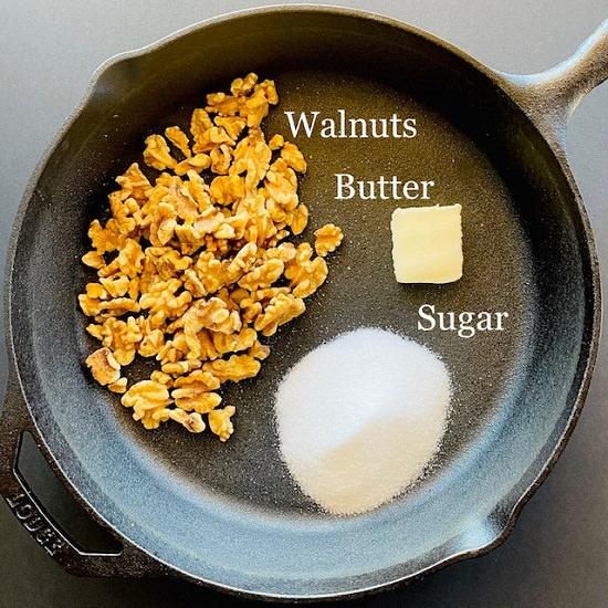 Candied-Walnuts-Ingredients
