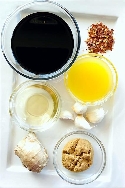 asian-marinade-ingredients-in-individual-bowls