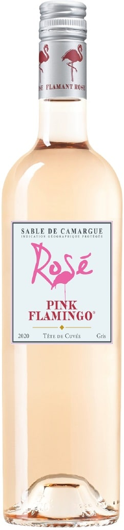 Pink Flamingo Gris 2020 - Bottle Shot