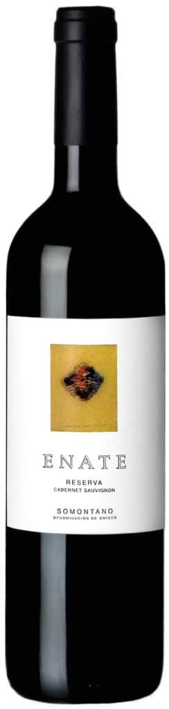 bottle of enate reserva