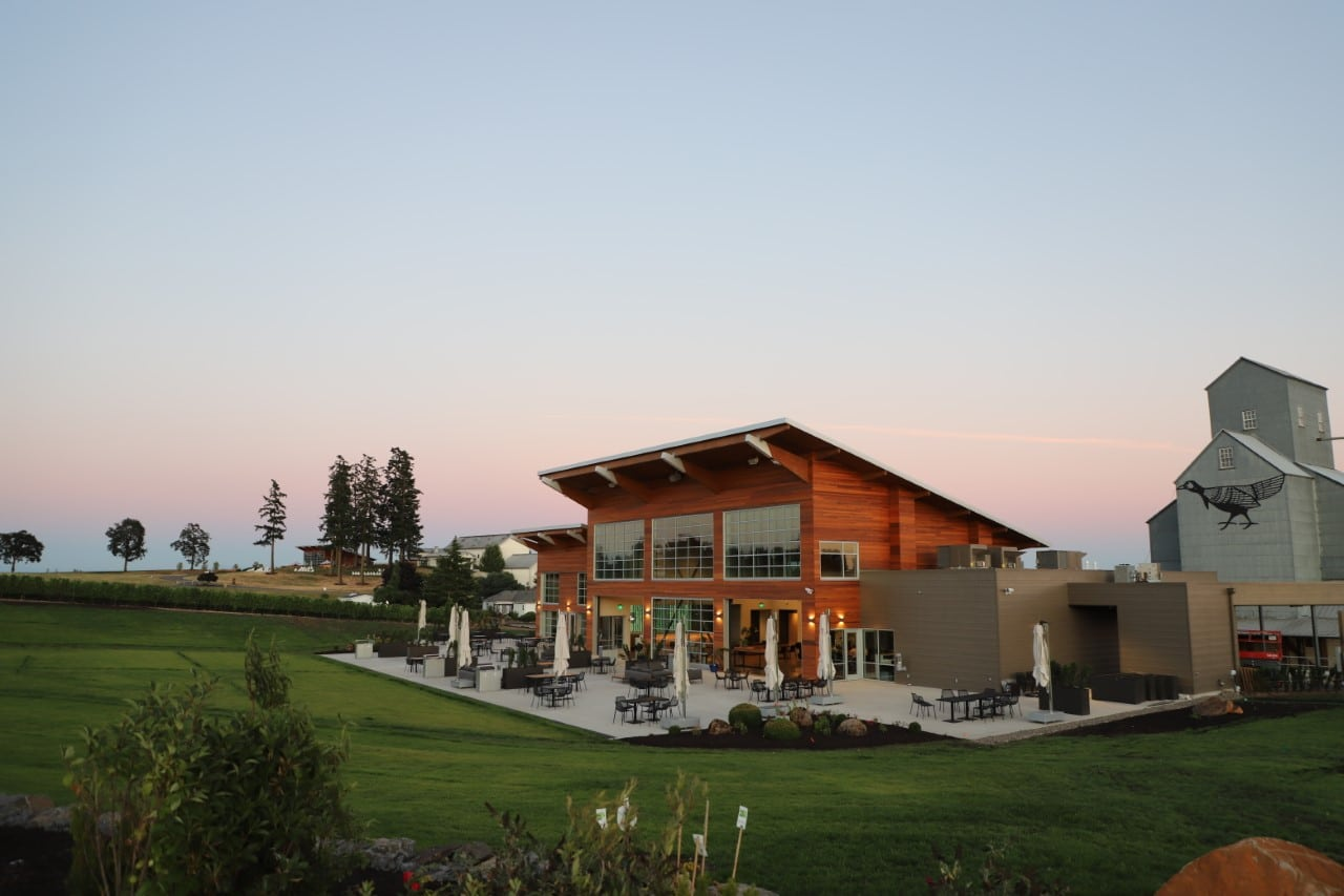 stoller estate guest house and tasting room