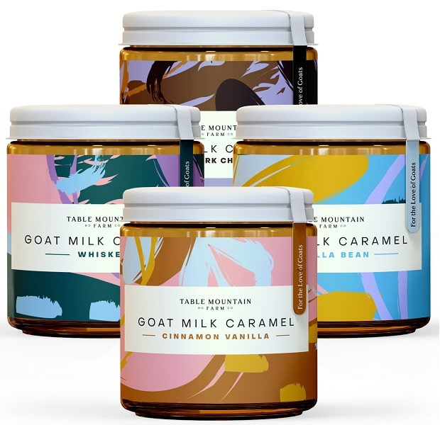 table mountain farms caramel 4 flavors