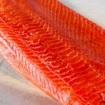 wild caught sockeye salmon