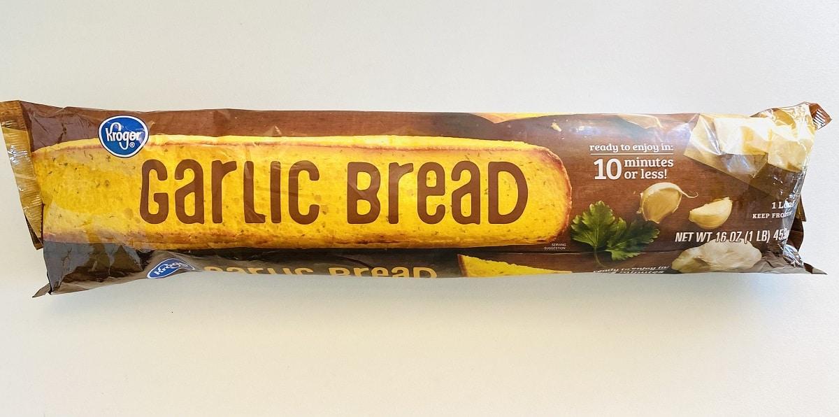 kroger frozen garlic bread